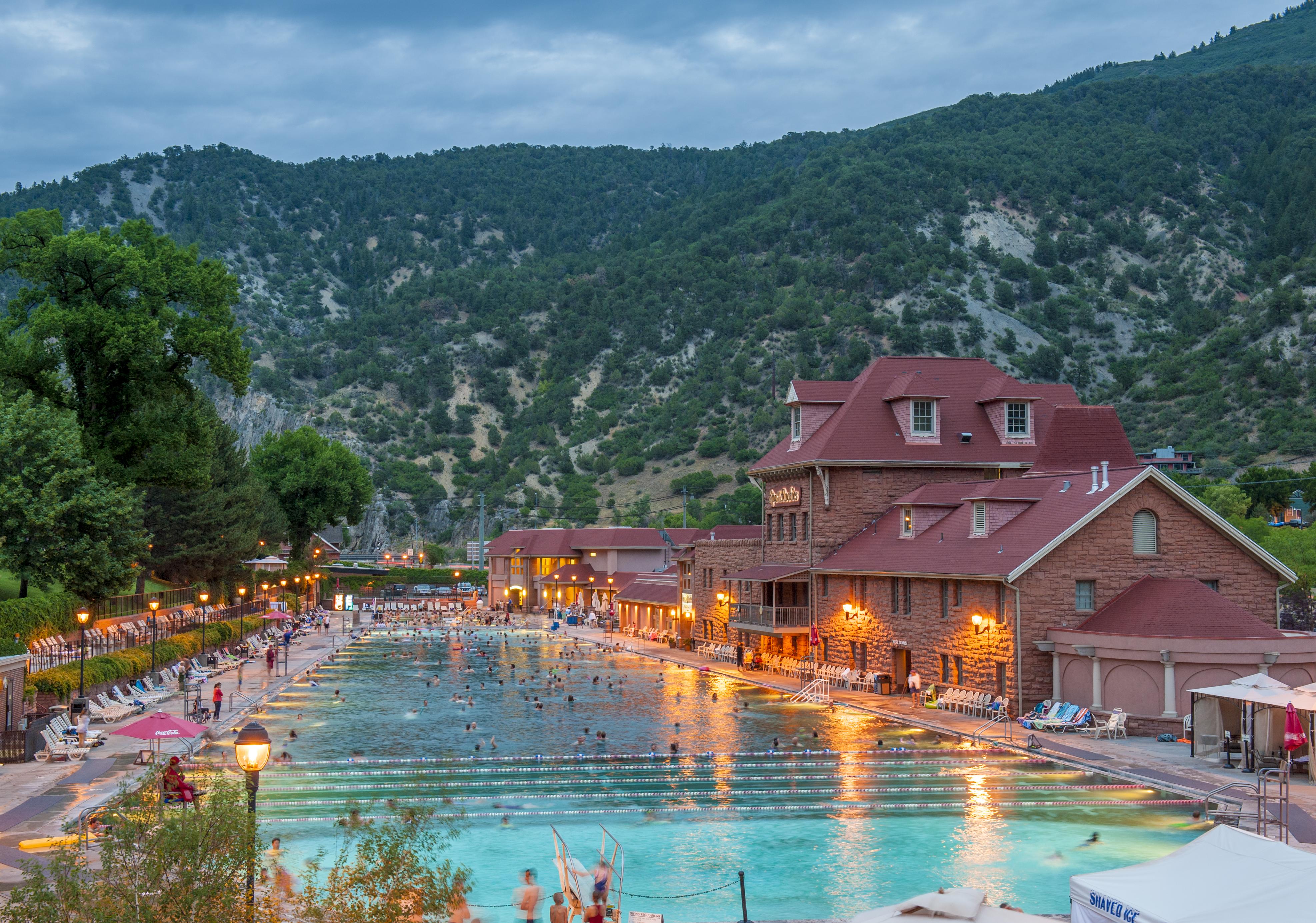 Best Spa Hotel In Hot Springs Ar