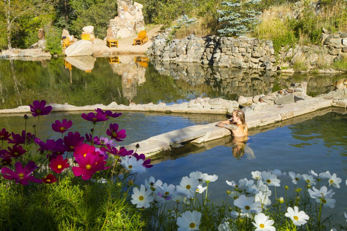 Best Hot Springs - Strawberry Park Hot Springs