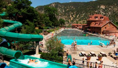 Glenwood Hot Springs Lodge For Easy Family Summer Fun In Colorado