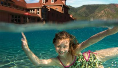 glenwood hot springs resort pool lodge and spa. Black Bedroom Furniture Sets. Home Design Ideas