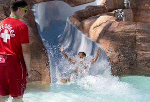 Sopris Splash Zone Slide