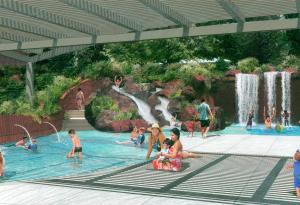 Sopris Splash Zone Rendering
